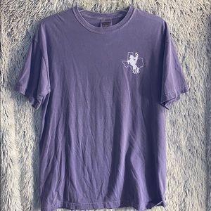 Ladies Tarleton State Comfort Color T- Shirt